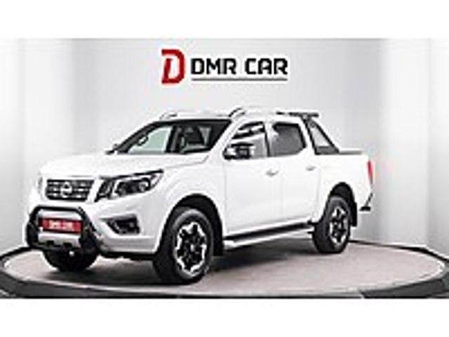 DMR CAR DAN 2021 MODEL AKSESUARLI ORJİNAL NİSSAN NAVARA 4x4 Nissan Navara 2.3 DCI 4x4