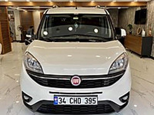 POLAT OTOMOTİV DEN 2016 FIAT DOBLO 1.3 SAFELINE 4 CAM OTOMOTİK Fiat Doblo Combi 1.3 Multijet Safeline