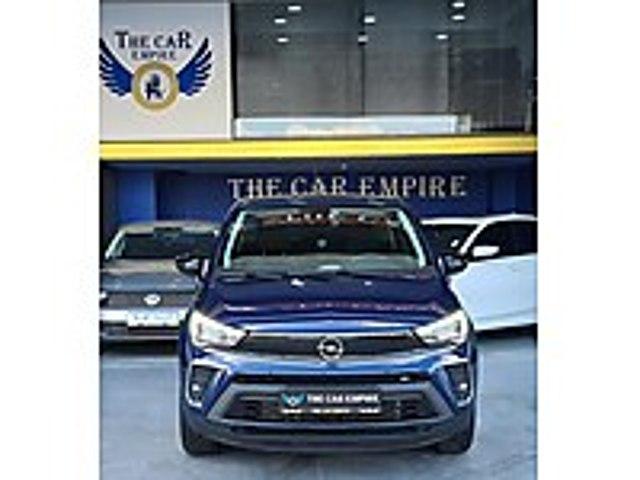 THE CAR EMPIRE OPEL CROSSLAND 2021 ODEL 0 KM OTOMATİK Opel Crossland 1.5 T Essential