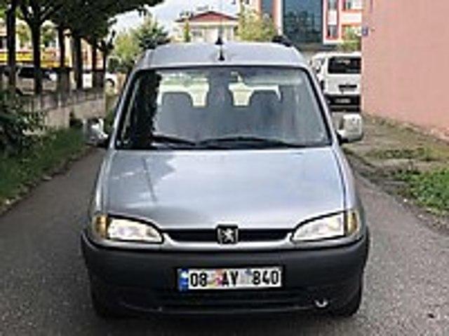 2003 MODEL PEUGEOUT PARTNER 1.9 DİZEL EMSALSİZ MUAYENELİ FULLLLL Peugeot Partner 1.9 D