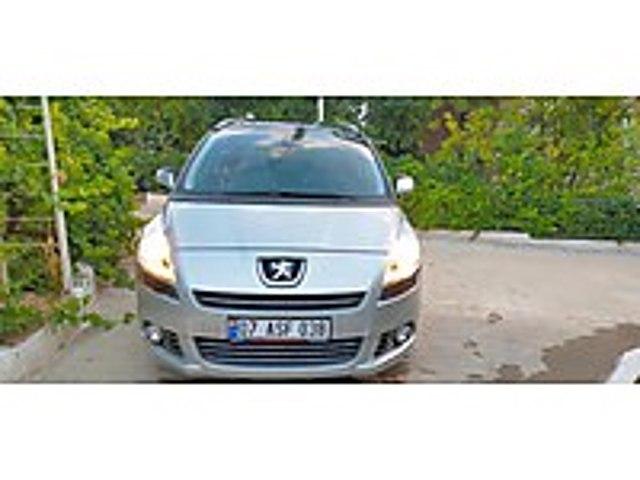HATASIZ BOYASIZ 2012 PEUGEOUT 5008 ... Peugeot 5008 1.6 HDi Premium Pack
