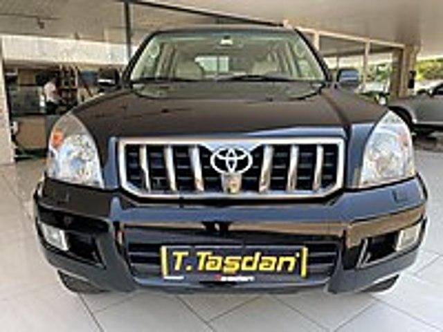 2008 TOYOTA LAND CRUSİER PRADO 3.0 D - BOYASIZ - 7 KİŞİLİK Toyota Land Cruiser 3.0 D-4D Prado