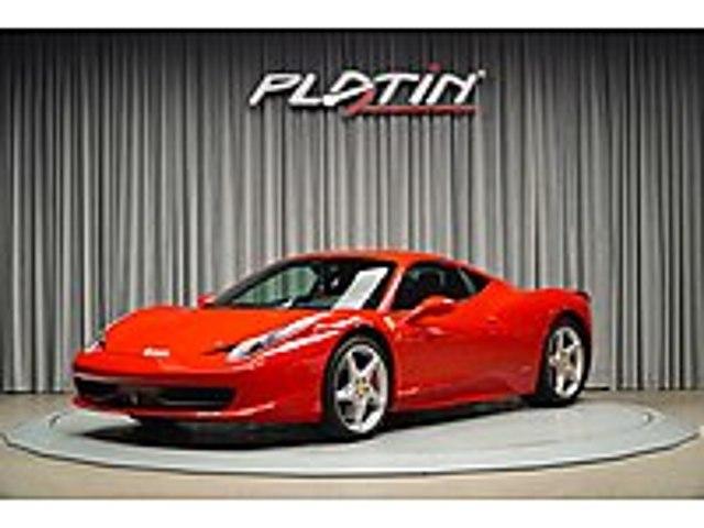 BAYİ 2012 FERRARI 458 ITALIA KARBON SERAMİK FERMASBAKIM GARANTİ Ferrari 458 Italia