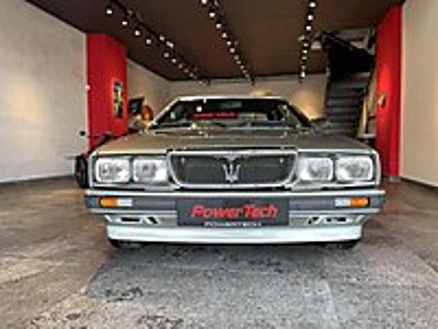 POWERTECH 1990 MASERATİ 222 TWİN TURBO Maserati Ghibli