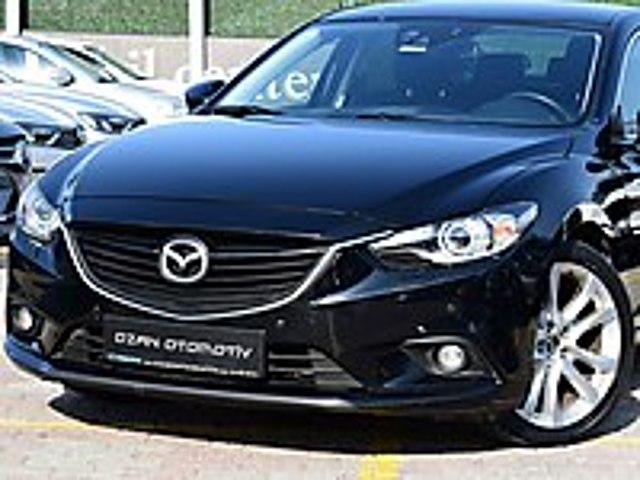 MAZDA OZAN DAN OTOMATİK 2014 MAZDA 6 SKYACTIVE 2.0 BOYASIZ Mazda 6 2.0 Sport