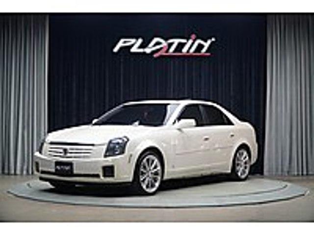 2008 CADILLAC CTS 2.8 V6 OTOMATİK SUNROOF KLİMA Cadillac CTS 2.8