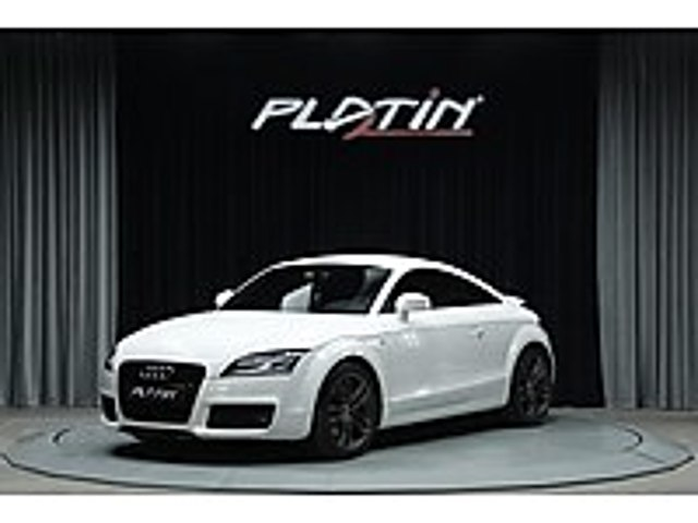 BAYİ 2009 TT 2.0TFSİ COUPE 211 HP BOSE NAVİ ISITMA GERİGÖRÜŞ Audi TT 2.0 TFSI