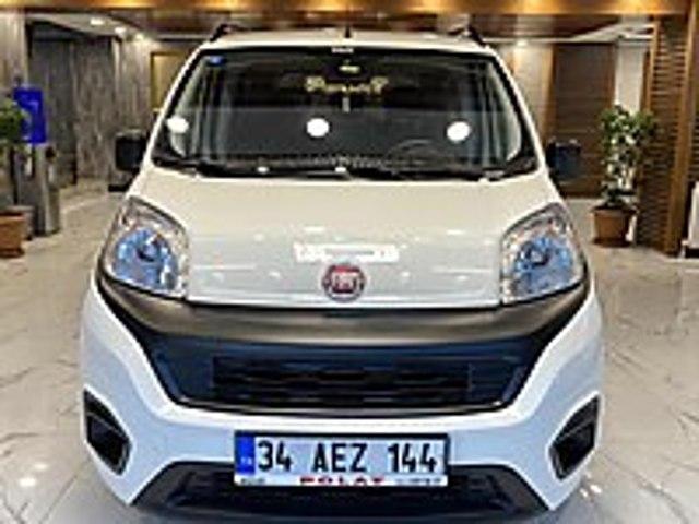 POLATTAN 2017 FIAT FIORINO 1.3 POP OTOMOBIL RUHSATLI 15 DK KREDİ Fiat Fiorino Combi Fiorino Combi 1.3 Multijet Pop