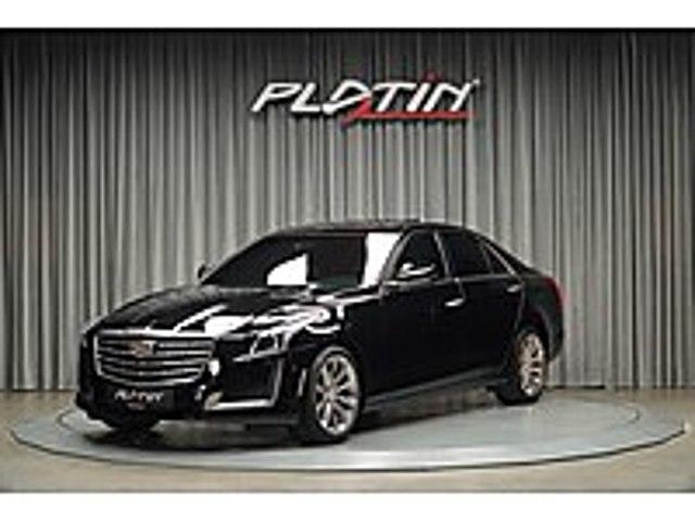 2017 CADİLLAC CTS 2.0L 4X4 PANORAMİK HEAD-UP BOSE SOĞUTMA HATASZ Cadillac CTS 2.0 L