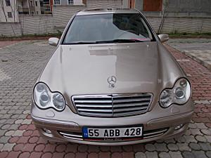 Sahibinden 2005 Mercedes C 180 Kompressor Elegance Prins LPG Bakımlı Orijinal Az km li