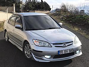 SAHIBINDEN HONDA CIVIC VTEC2 4K ORJ DERI 2006 MODEL