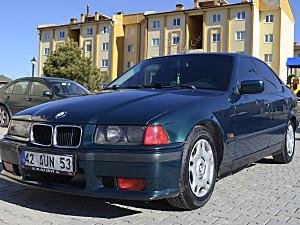 HASTASINA ACİLL TEMİZ BMW 3 SERISI 316I SOUNROOFLU