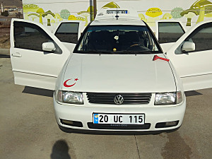 WVPOLO CLASSİC KLİMALI 1997  100LÜK AFT MOTOR