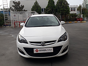 2016 Model 2. El Opel Astra 1.6 CDTI Edition Plus - 52200 KM