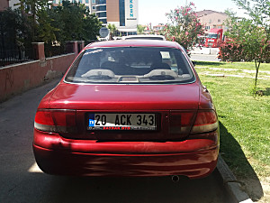 MAZDA 626 2.0 GLX