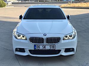 2012 BMW 5.20D F1 KOBRA VİTES HAYALET M GÖRÜNÜM