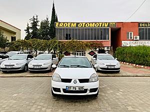 2005 RENAULT CLIO 1.5 DIZEL