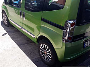 cok temız Fiat Fiorino 1.3 Multijet Combi Emotion