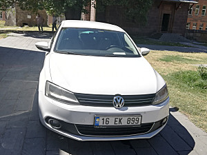 2012 MODEL JETTA HİGHLİNE 1.6 TDI