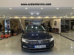 ERDEMLER DEN 2015 VW PASSAT 1.6 TDI 120HP AUTOMATİC BMT HİGHLİNE
