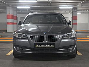 ARGON S 2013 BMW 5.20D 123.000 KM BAYİ  VAKUM  ISITMA  HAFIZA...