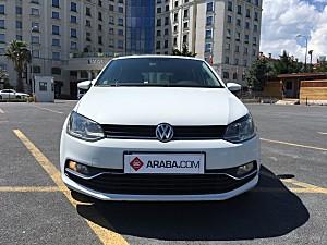 2017 Model 2. El Volkswagen Polo 1.4 TDI Comfortline - 142000 KM