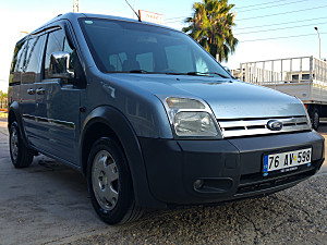 FORD TOURNEO CONNECT 2007  75 PS DELUX