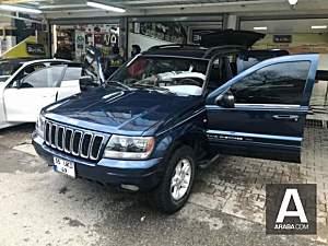Çok Temiz Durumda 2000 Jeep Grand Cherokee 4.7