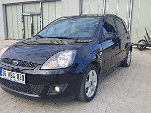 EZILMEMIŞ BAKIMLI FIESTA 1.4 TDCI COLLECTION