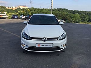 2017 Volkswagen Golf 1.6 TDi BlueMotion Highline - 52000 KM