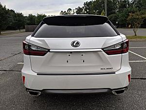 SELLING MY 2017 LEXUS RX 350 IN PERFECT CONDITION