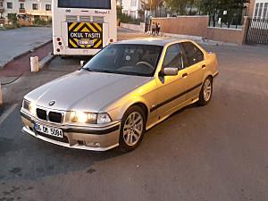 1991 MODEL BMW 320I  SANROOFLU