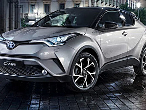 YENİ GİBİ --TOYOTA C-HR 1.8 HYBRID DIAMOND   SAFETY SENSE E-CVT