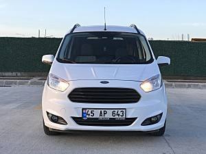 2017 FORD CURIER TITANYUM PAKET