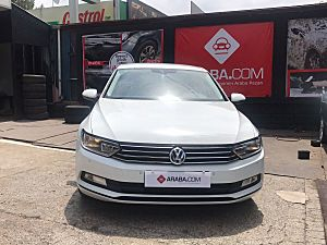 2018 Volkswagen Passat 1.4 TSI Trendline - 36000 KM