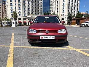 2000 Model 2. El Volkswagen Golf 1.6 Trendline - 210000 KM