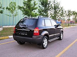 2006 HYUNDAI TUCSON 2.0 CRDI 4X4 OTOMATİK VİTES