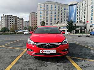 2016 Model 2. El Opel Astra 1.6 CDTI Dynamic - 36447 KM