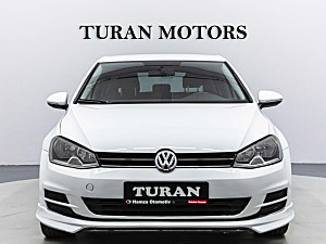 TURAN MOTORS    AUTOPIA ŞUBE 2014 VW GOLF 1.6TDI MIDLINE PLUS