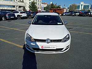 2016 Model 2. El Volkswagen Golf 1.6 TDi BlueMotion Comfortline - 126000 KM