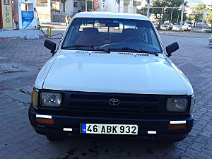 TOYOTA HILUX 2.4 ORCUNAL