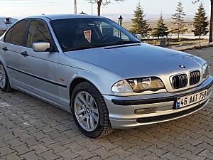 TEMİZ BAKIMLI 2000 MODEL BMW 3.16 İ.4 KLASİK