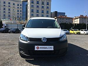 2015 Model 2. El Volkswagen Caddy 1.6 TDI Maxi Van - 263711 KM