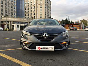 2020 Model 0 km Renault Megane 1.5 Blue DCI Touch - 0 KM