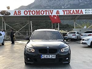 A.S OTOMOTİVDEN BMW 5.20D PREMİUM JOYSTİCK DIŞ M