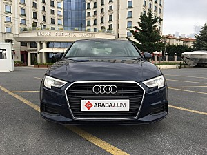 2017 Model 2. El Audi A3 A3 Sedan 1.6 TDI Dynamic - 53969 KM