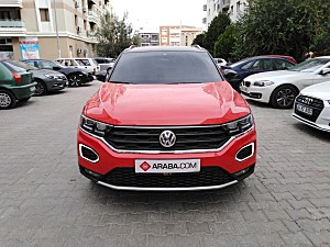 2019 Model 2. El Volkswagen T-Roc 1.5 TSI Highline - 26500 KM