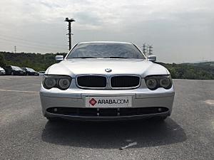 2005 BMW 7 Serisi 7.30d Standart - 281000 KM