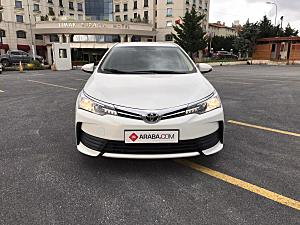 2018 Model 2. El Toyota Corolla 1.6 Life - 16000 KM