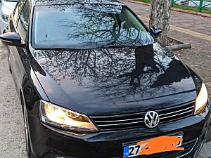 VW JETTA 2012 105 BIN KM DE TERTEMIZ